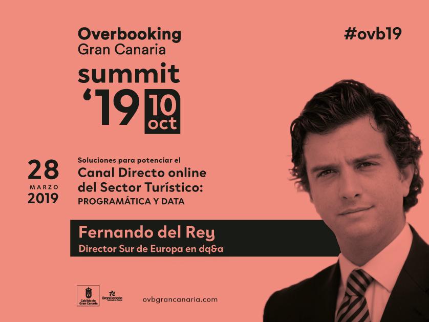 Programática y Data: Entrevista a Fernando del Rey