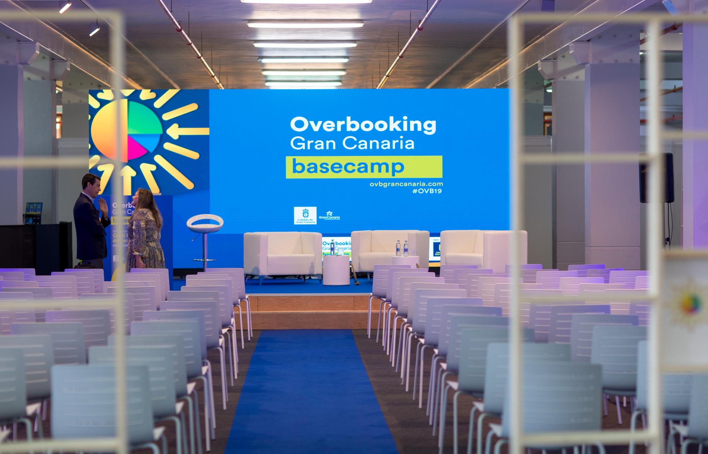 Overbooking Gran Canaria regresa en 2019 con tres Basecamp y un Summit